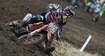 Motocross, gli orari tv del GP d'Italia