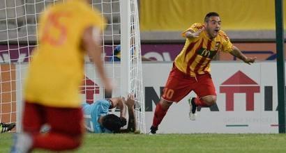 """Europa League, Miccoli insultato da Noble: """"Ciccione"""""""