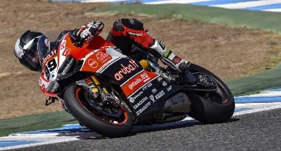 Superbike, Scassa sulla Ducati a Magny Cours