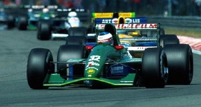 F1, l'esordio di Schumacher 25 anni fa a Spa