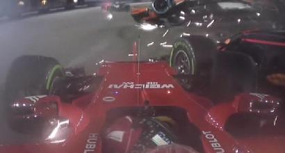 """F1, Vettel: """"E' una m.. da, ma sono cose che succedono"""""""