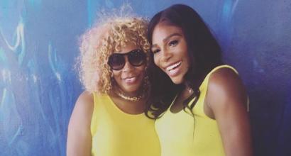 """Tennis, Serena Williams a cuore aperto: """"Grazie mamma"""""""