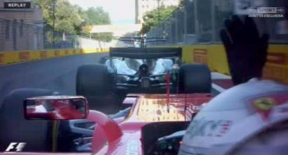 F1: Hamilton e il fattaccio di Baku
