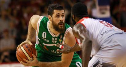 Basket: Avellino cade a R. Emilia