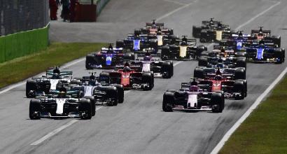 GP Monza (Afp)