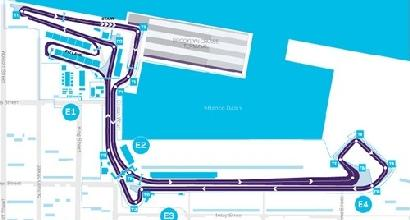 Formula E, svelato il rinnovato tracciato di New York