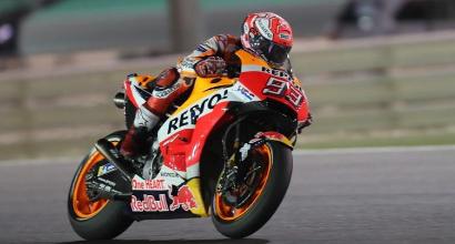 "MotoGP, Marquez: ""Bene i test a Jerez. Argentina? Belle pista e atmosfera"""
