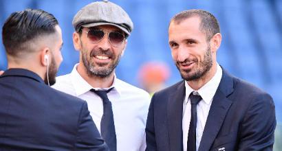 """Juve, Chiellini: """"Festeggiamo sempre noi e gli altri tristi a casa"""""""