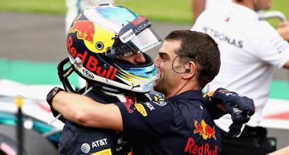 Ricciardo, AFP