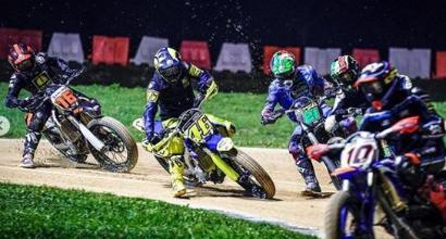 Rossi, arriva la prima gioia del 2018: vince la 100 km dei campioni