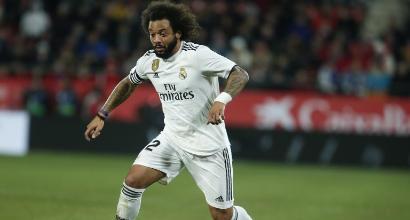 """Juve, altro """"scippo"""" al Real: offerta da 45 milioni per Marcelo"""