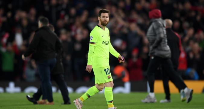 Barça fuori dalla Champions, anche Messi nel mirino dei tifosi
