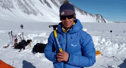Dall'Everest al Denali, la nuova spedizione di François Cazzanelli
