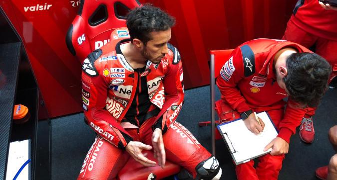 """MotoGP Italia, Rossi: """"Sono in una brutta posizione"""""""