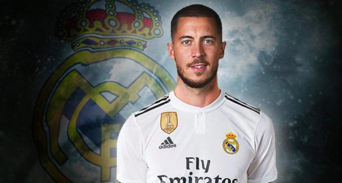 L'annuncio del Real Madrid: Eden Hazard è ufficiale