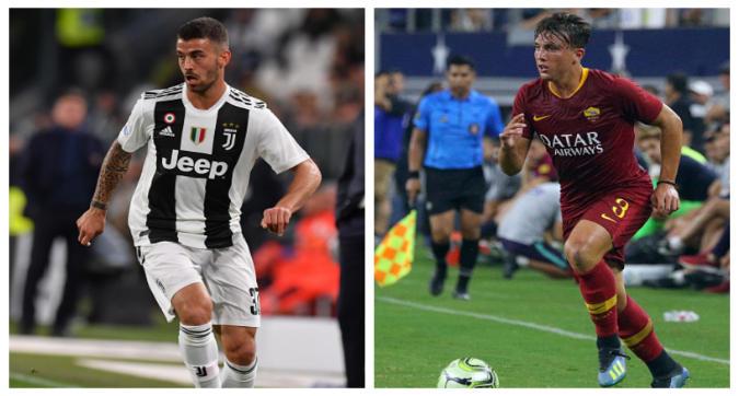 Calciomercato, Juve e Roma: scambio Spinazzola-Luca Pellegrini, affare fatto