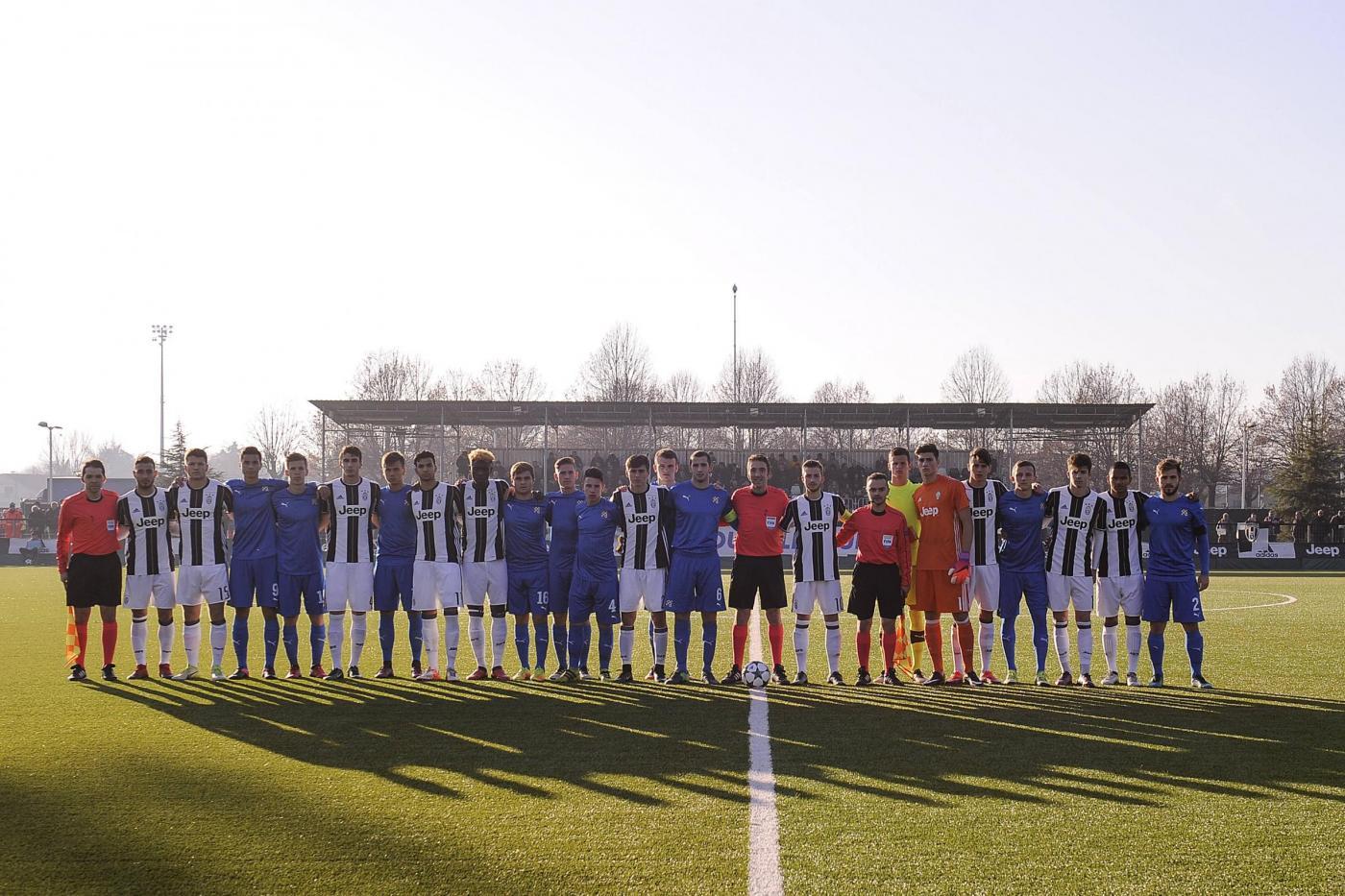 Youth League, la Juve battuta in casa dalla Dinamo