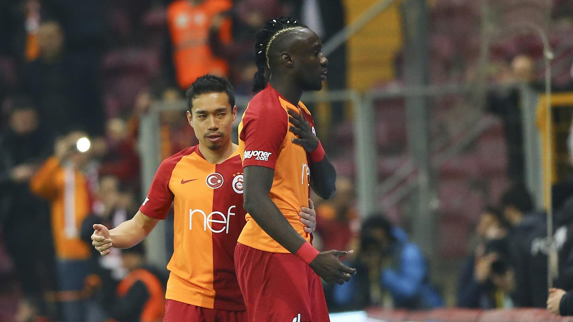 10) DIAGNE (Galatasaray) - 34,5