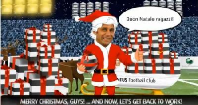 Auguri Di Natale Juventus.Auguri Di Natale Dalla Juventus Frismarketingadvies