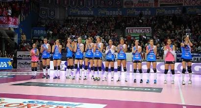 Volley, Champions donne: Stella Rossa ko, Piacenza passa il turno
