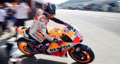 Marquez, foto Afp