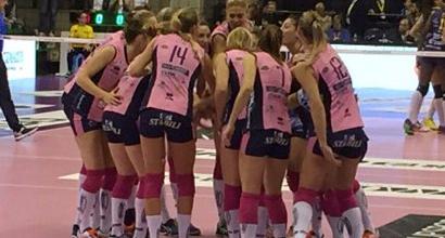 Volley, A1 femminile: cade Conegliano, Casalmaggiore al comando