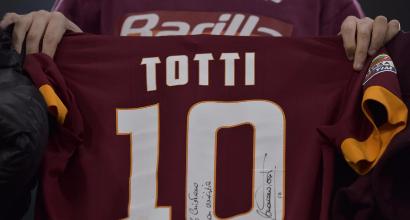 """La proposta di Falcao: """"Totti, fai pace con la Roma o vieni da me in Brasile"""""""