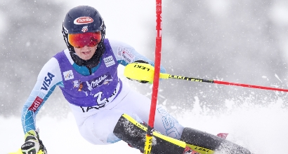 Shiffrin, foto AFP
