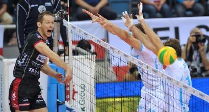 Volley, Champions League: Trento ribaltata, Zenit Kazan campione