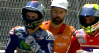 MotoGP, Iannone punito: ultimo in griglia ad Assen