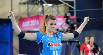 Volley, World Gran Prix: salta la luce, Italia-Thailandia sospesa