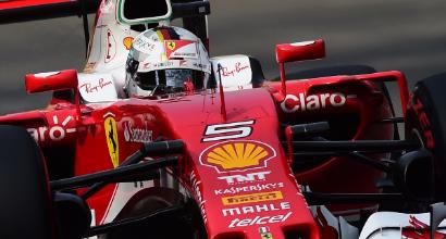 """F1 a Monza, Vettel: """"Contento per la seconda fila"""""""