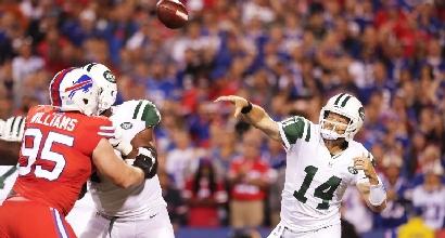 Nfl: Fitzpatrick si vendica, i Jets battono Buffalo