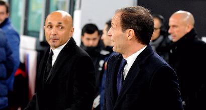 Max al Barça, Spalletti-Juve, Pioli e Conte, Di Francesco romanista e altro