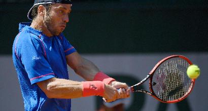 Roland Garros: Isner elimina Lorenzi, a Fognini il derby con Seppi