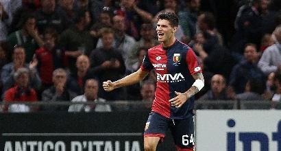 Genoa, Pellegri ancora nella storia: doppietta con la Lazio e nuovo record