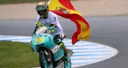 Moto2:Morbidelli 3° in Australia, vede il titolo