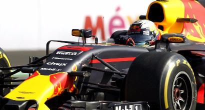 F1 Messico, Libere 2: Ricciardo teme le Mercedes