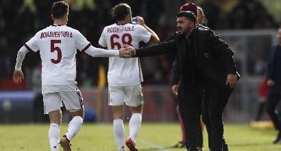Calcio, Il Milan esonera Montella: il neo allenatore è Gattuso