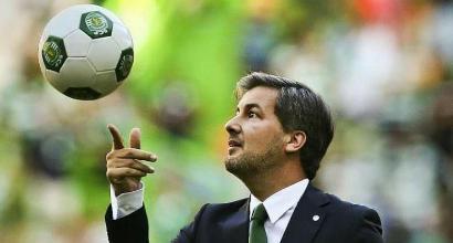 Terremoto Sporting Lisbona, presidente sospende 19 giocatori