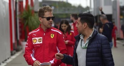 """Ferrari, Vettel: """"Presto per parlare del Mondiale"""""""