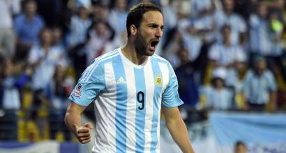"""Higuain, concentrazione Mondiale: """"Ho la testa sgombra, pronto per l'Argentina"""""""