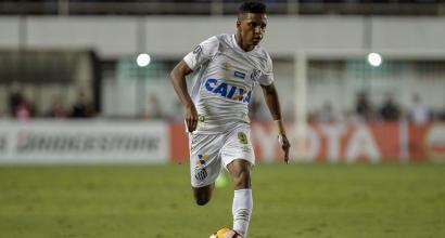 Real Madrid, preso il talento Rodrygo: al Santos 40 milioni