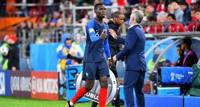 "Nations League, Deschamps tranquillizza Pogba: ""Non sono Mourinho, con la Francia cambia tutto"""