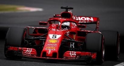 Gp Giappone: Ferrari, una strategia grottesca