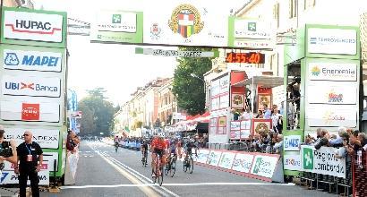 Ciclismo, a Skujins le Tre Valli Varesine