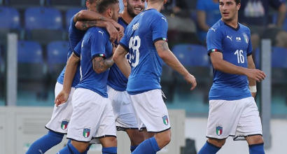 Nazionale, l'Under 19 comincia bene: 3-0 all'Estonia