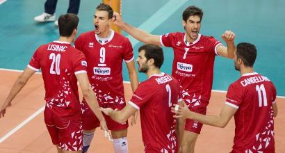Volley: Trento è campione del mondo, Lube ko
