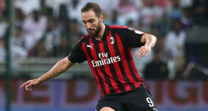 Il Milan dà il via libera, c'è l'accordo tra Juve e Chelsea: Higuain riabbraccia Sarri