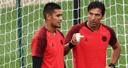 """Psg, Buffon:""""Resto se Areola vuole"""""""